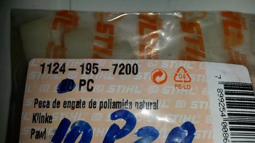 trinquete motosierra 581 650 y 660 stihl