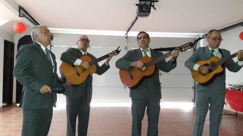 trío arpegio serenatas y cualquier evento social.