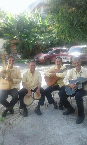 trío de boleros para tus serenatas