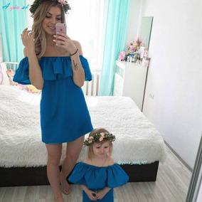 Vestidos de fiesta para mamas y ninas