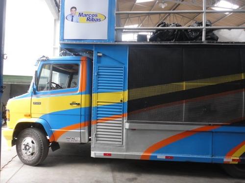 trio elétrico caminhão de som vendo ou alugo para eventos