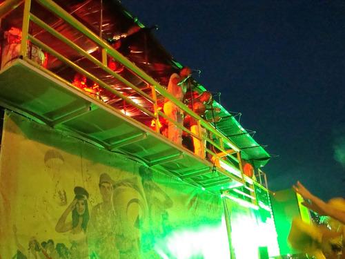 trio elétrico tremendão campanha 2014