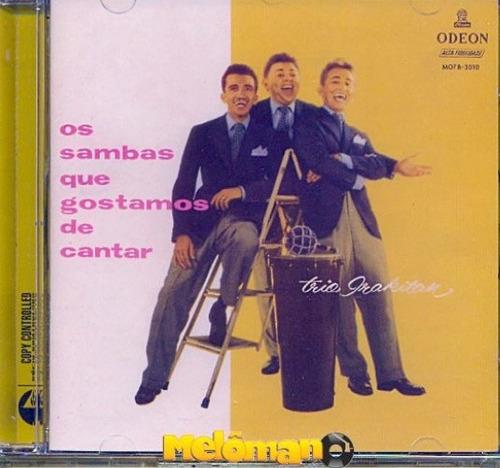 trio irakitan 1957 os sambas que gostamos de cantar cd