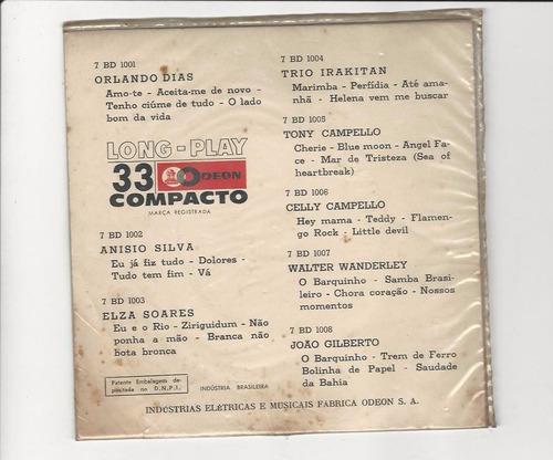 trio irakitan - perfidia - compacto - ep 77