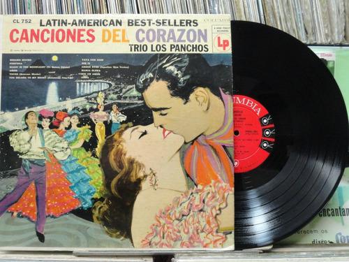 trio los panchos canciones del corazon lp columbia importado