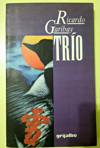 trio ricardo garibay