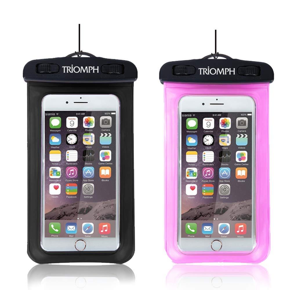 8d2b5b49562 triomph universal impermeable célula teléfono bolsa , 2 pa. Cargando zoom.