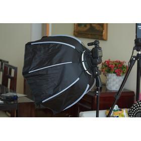 Triopo 65 + Godox V860 Ii Nikon + Flash Radio Trigger