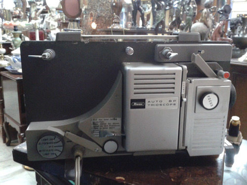 trioscope antiguo marca ricoh made in japon