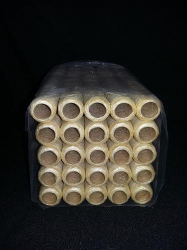tripa artificial para linguiça fina calibre 24 com 25 unidad