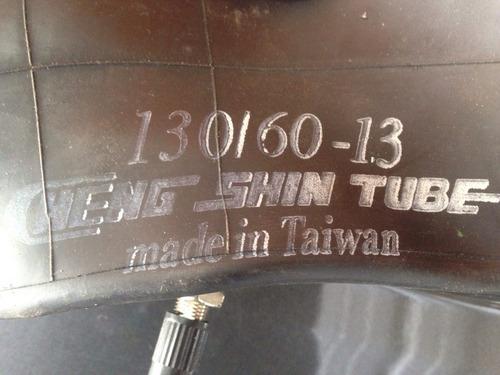 tripa cheng shin para  moto scooter 130/60/13 nva