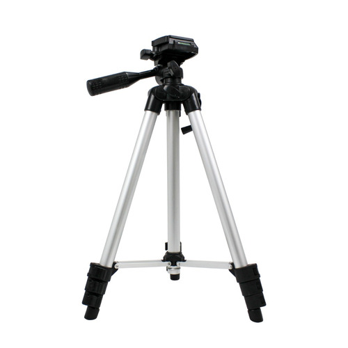 tripé aluminio  - uso em binoculos - cameras e filmadoras