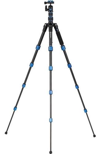 tripé benro slim fibra de carbono fsl09cn00 c/ ball head