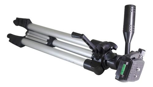 tripé binóculo profissional canon 1,80 m + suporte celular