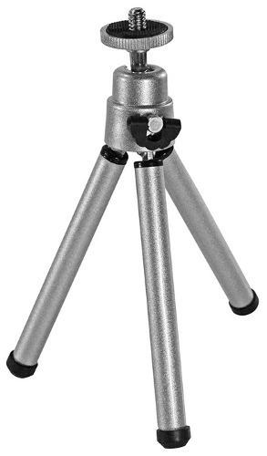 tripé binóculo profissional canon gopro 1,50 mt + mini tripé