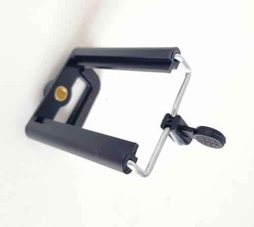 tripe camera e celular 110cm  com suporte e bolsa