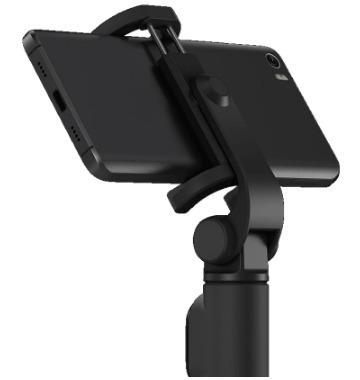 tripé e bastão pau de selfie xiaomi selfie stick 100% original
