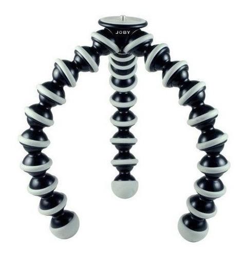 tripé flexível articulado gorillapod