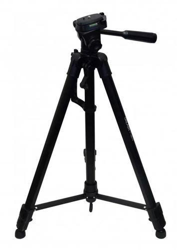 tripé fotográfico profissional 1,70 m + bolsa + frete grátis