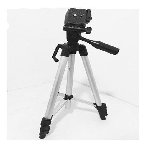 tripé fotográfico profissional camera 1,2 canon, nikon, sony