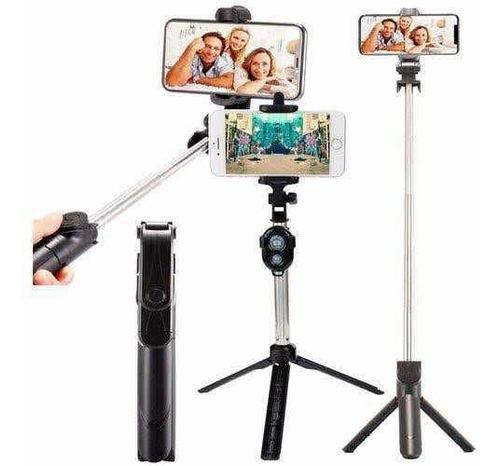 tripé pau de selfie 75cm