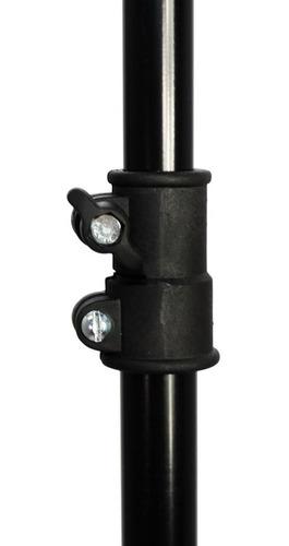 tripe profissional p/ flash camera fotográfica iluminação