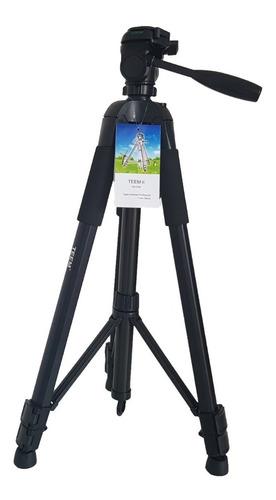 tripe profissional semi hidraulica 180cm video foto tm3180