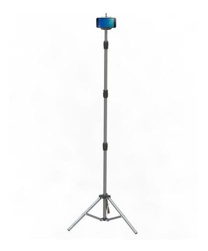tripé universal telescópico para celular 1,80 m