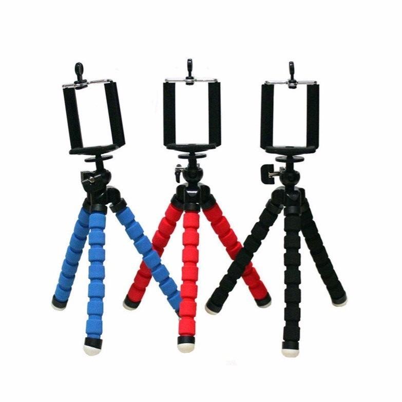 Tripie Flexible Soporte Universal Base Celular Camara