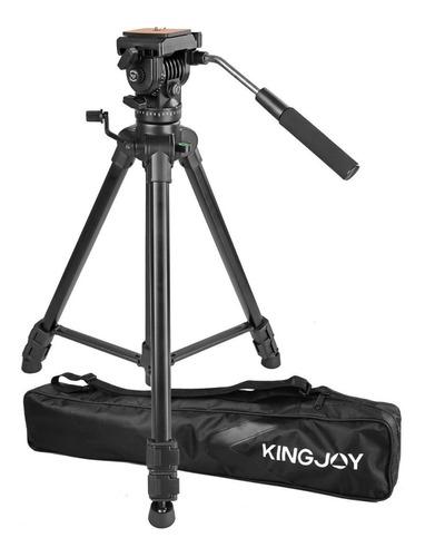 tripie kingjoy vt1500 para video y fotografia