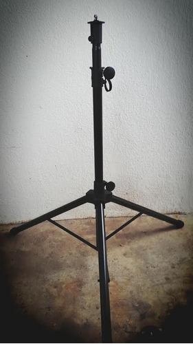 tripie para grua o jirafa video soporta 35kg base metalica