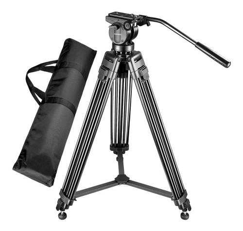 tripie profesional para video y foto neewer fluido 12kg