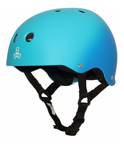 triple 8 sweatsaver liner - casco de skateboard (caucho a