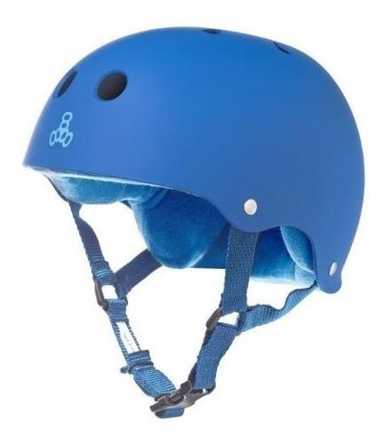 triple 8 sweatsaver liner - casco de skateboard (goma, ta