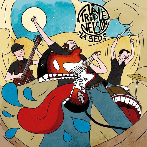 triple nelson la la sed cd nuevo