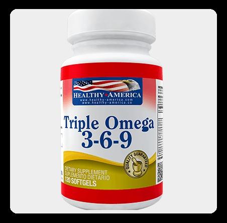 02e6c59417c Triple Omega 3 6 9 Acidos Grasos 120 Capsulas Americano ...