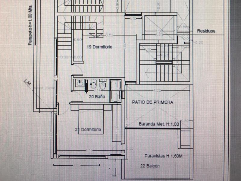 triplex  2 dormitorios