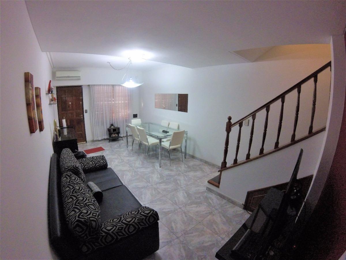 triplex 3 ambientes + playroom // venta // ramos mejia