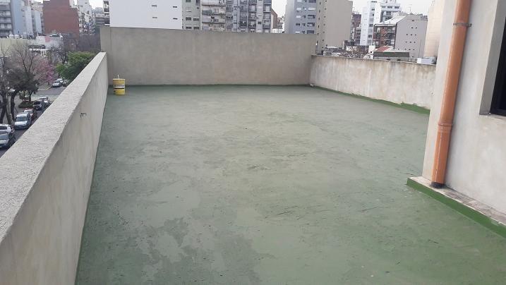 triplex 4 amb. c/dep 350m2 3 años 2 cocheras terraza 110m2