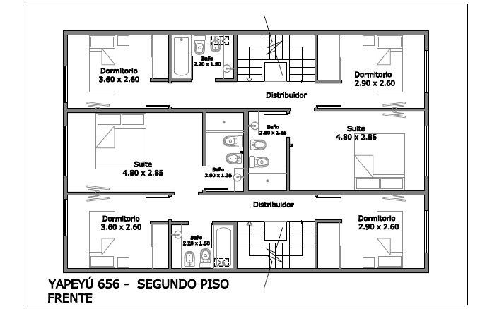 triplex 4 ambientes a estrenar,c/ terraza parrilla y quincho