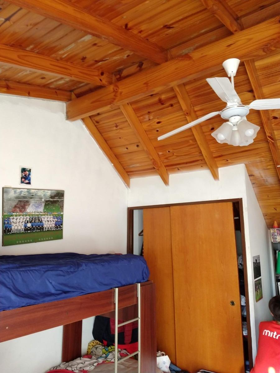 triplex 4 ambientes con cochera el palomar