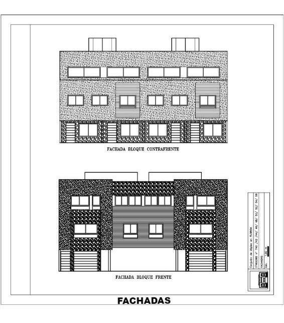 triplex 4 ambientes con garaje a estrenar en florida