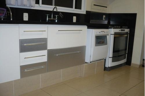 triplex com 4 quartos no condomínio reservatto - 3536
