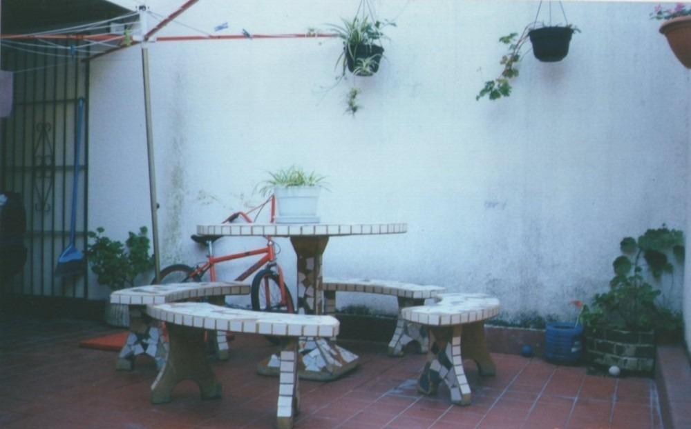 triplex en venta de  3 ambientes-san bernardo