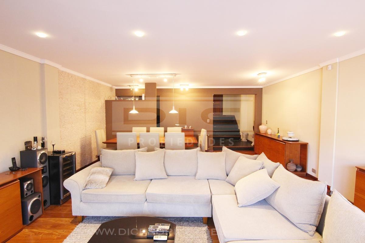 triplex espectacular de 6 ambientes ubicado   olivos
