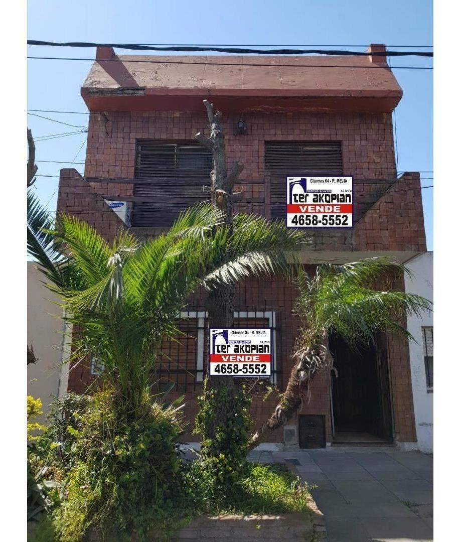 triplex tipo casa de 4 ambientes en el palomar