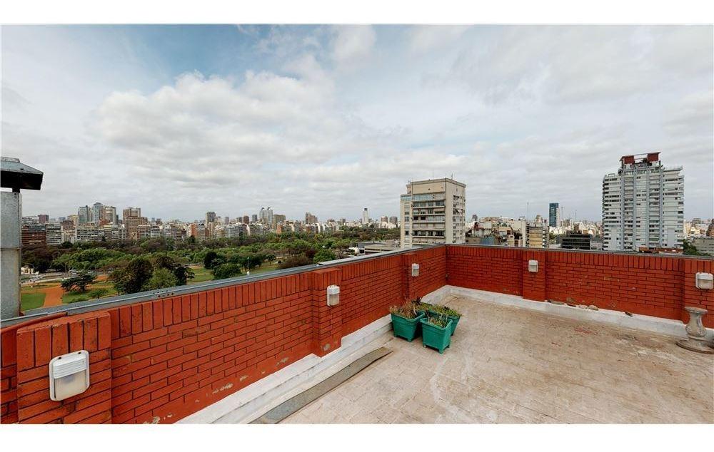 triplex zona rosedal con terraza propia con depen