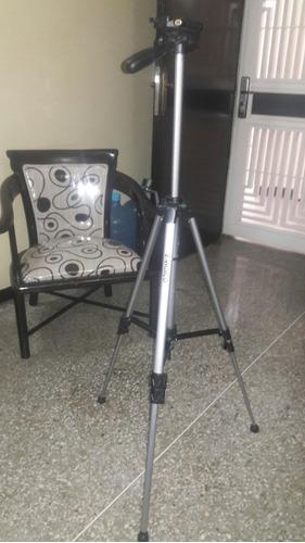 tripode ambico  para camara handycam