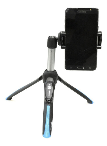 tripode baston selfie p/ smartphone celular benro bk15