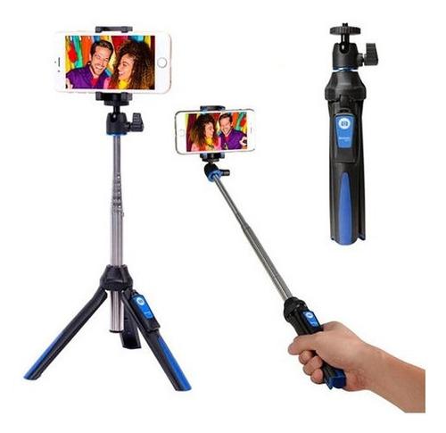 tripode baston selfie p/ smartphone celular mefoto by benro